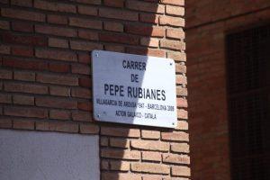 Carrer de Pepe Rubianes