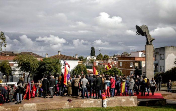 Vuitanta anys del comiat a les Brigades Internacionals