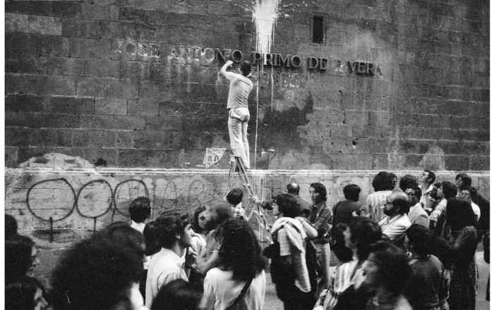 Deconstruir el Franquismo. Símbolos de la Dictadura en Barcelona