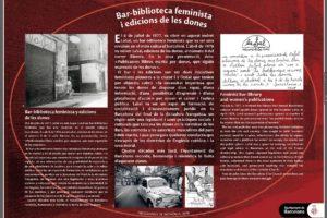 LaSal bar-biblioteca feminista i edicions de les dones