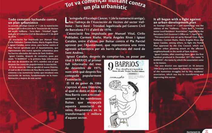 Nou Barris Neighborhood Association
