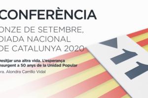 Conferència 11 de setembre de 2020