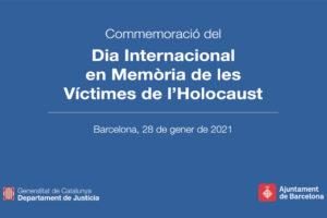 Día Internacional en Memoria de las Víctimas del Holocausto 2021