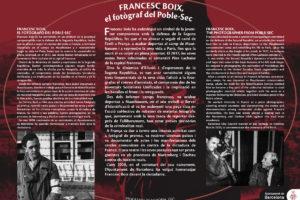 Francesc Boix, the photographer from Poble-Sec