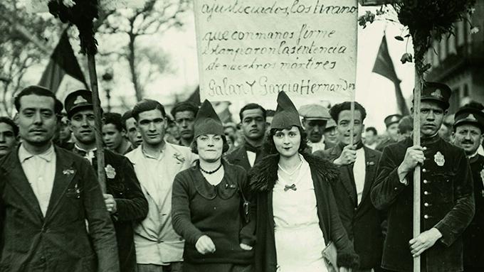 Acte de commemoració dels 90 anys de la proclamació de la República (1931-2021)