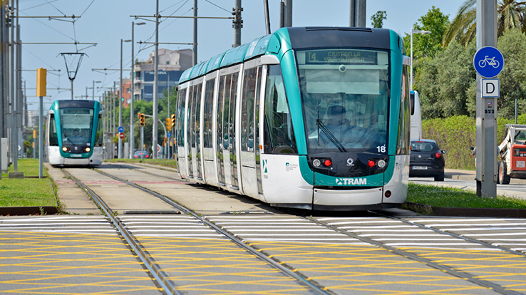 Carroussel Tramvia 14