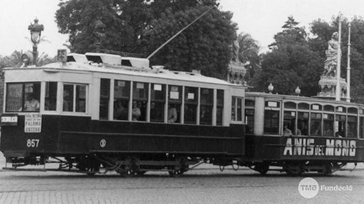 Tramvia 1954