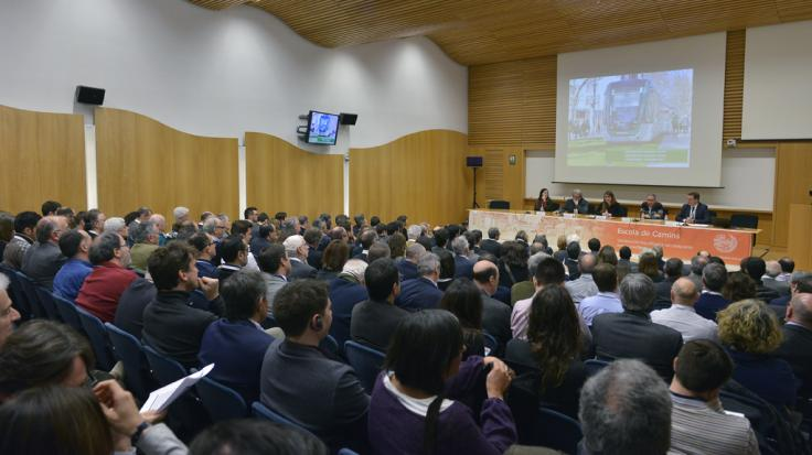Conferencia Tramvia Ciutat