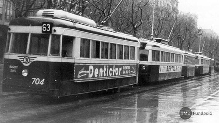 Tramvia 1964