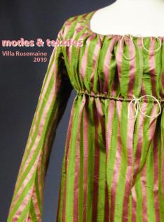 Modes & textiles: Villa Rosemaine 2019