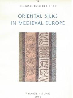Oriental silks in medieval Europe