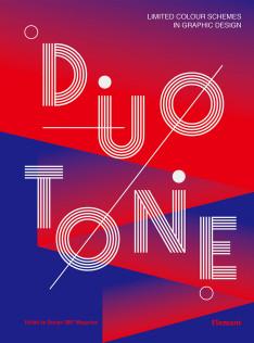 Duotone : limited colour schemes in graphic design