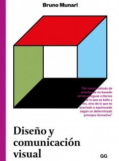 Diseño y comunicación visual : contribución a una metodología didáctica