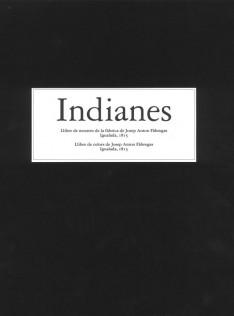 Indianes : Llibre de mostres de la fàbrica de Josep Anton Fàbregas, Igualada, 1815 : Llibre de colors de Josep Anton Fàbregas, Igualada, 1815