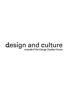 Design and Culture. The Journal of the Design Studies Forum