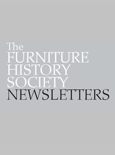 Newsletter : the Furniture History Society