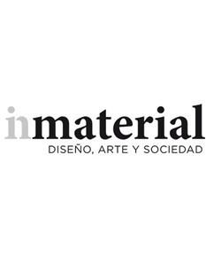 Inmaterial : diseño, arte y sociedad