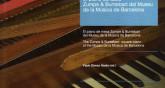 Portada del llibre  El piano de Zumpe & Buntebart del Museu de la Música de Barcelona
