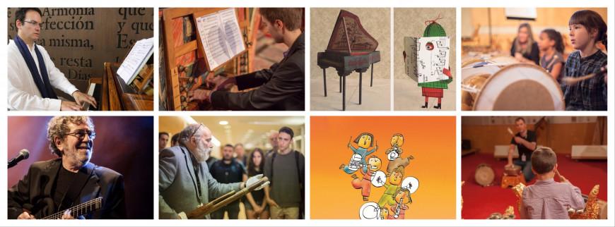 Activitats de setembre de 2018 a gener de 2019 al Museu de la Música