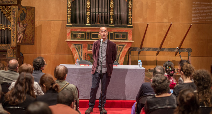 Horacio Curti. Foto: Sara Guasteví