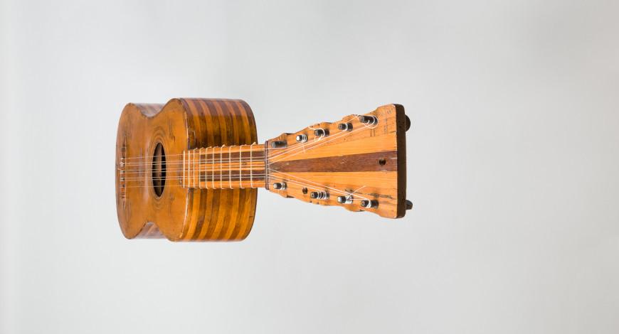Guitarra dels Lleons (Foto: Eduard Selva)