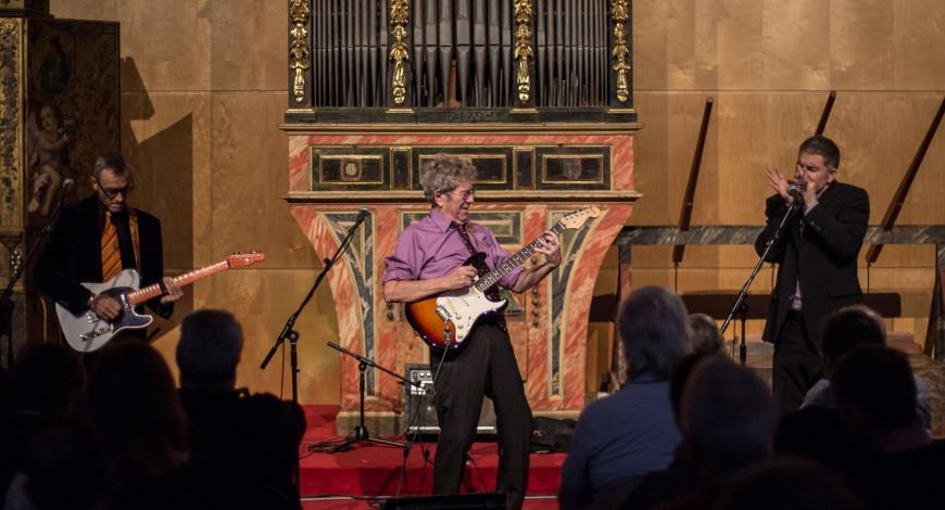 Concert Quico Pi de la Serra al Museu de la Música. Foto: Sara Guasteví