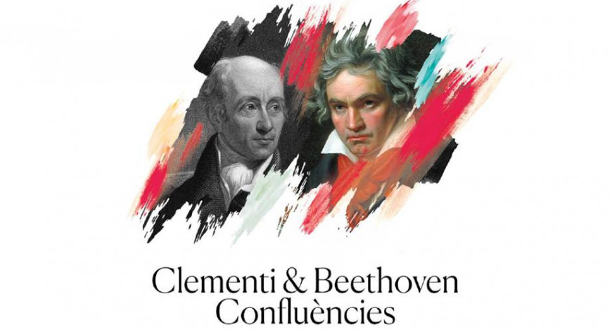 Muzio Clementi, The Father of the Pianoforte. Confluències amb Beethoven.