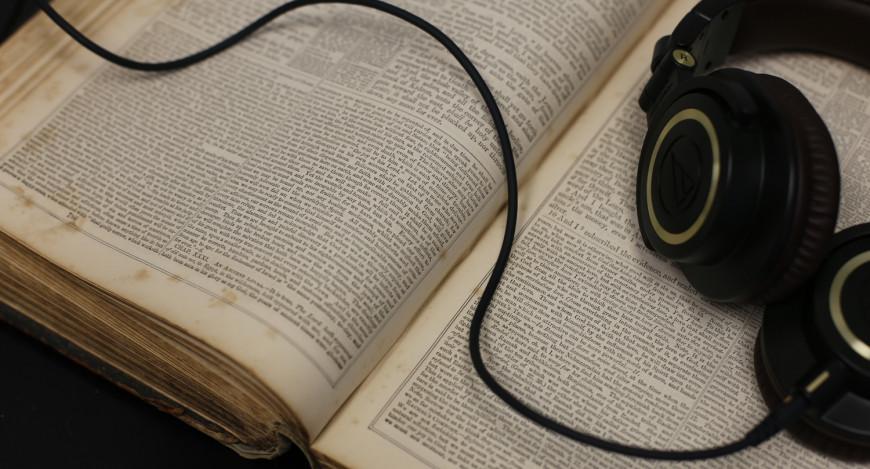 Lletra i música. Imatge: bbc-creative
