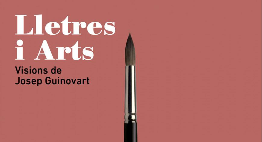 Cartell Lletres i Arts