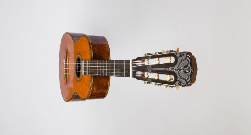 Guitarra Simplicio, MDMB 1444