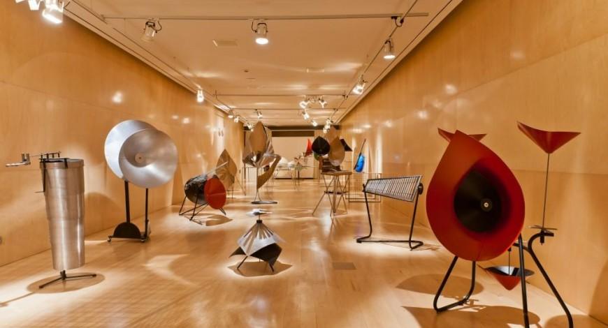 Exposició temporal Escultures sonores