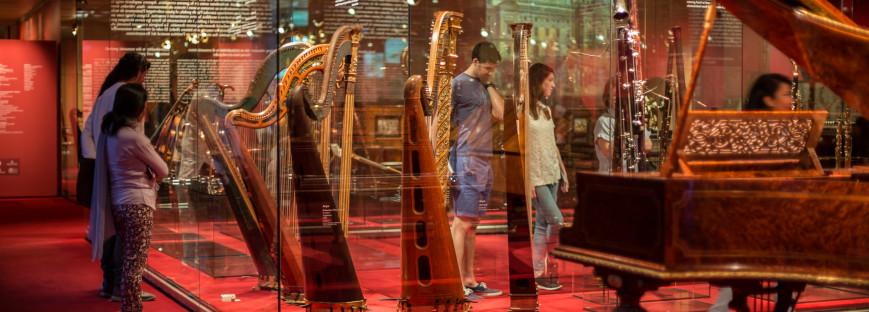 Portes obertes Museu de la Música
