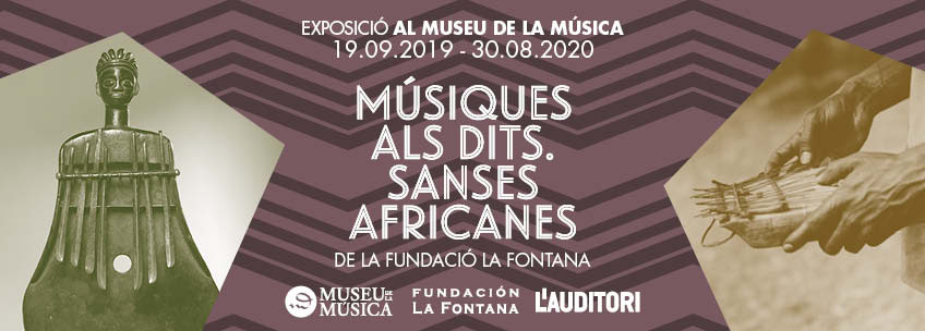 Músiques als dits. Sanses africanes de la Fundació La Fontana