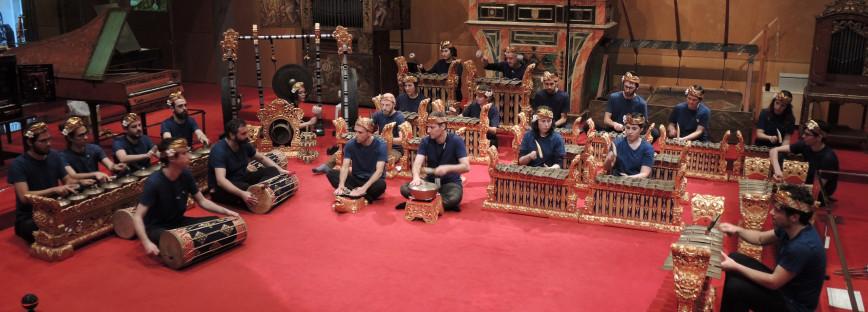 Concert de Gamelan