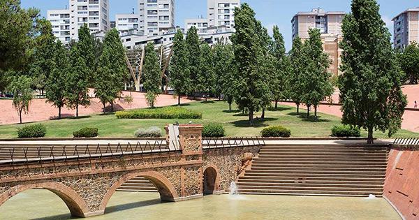Las Roquetes Nou Barris Ayuntamiento De Barcelona