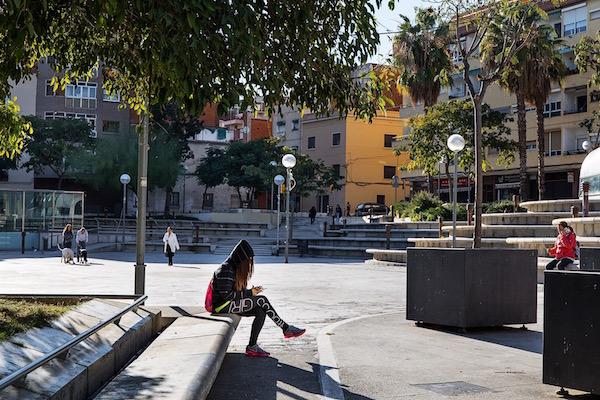 Plaça Angel Pestaña
