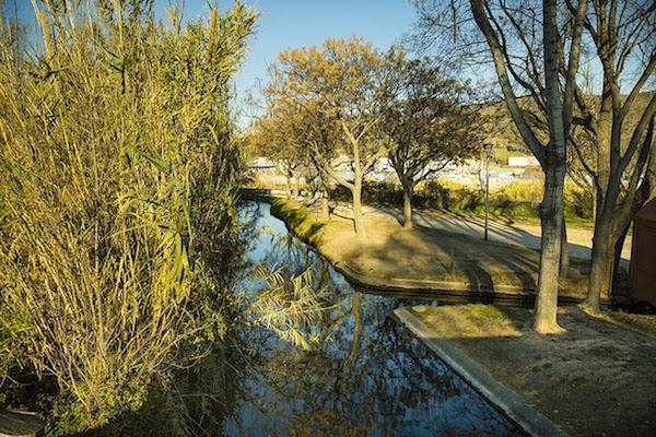 Parc del barri de Vallbona