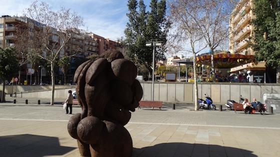 Escultura la Prosperitat