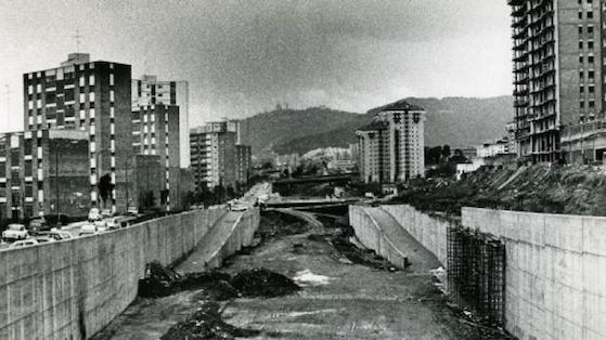 Història del barri de Canyelles