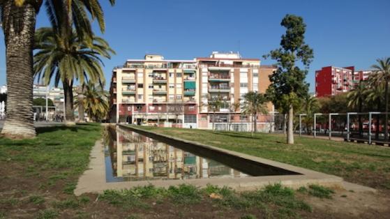 Imatge Plaça Verda de la Prosperitat