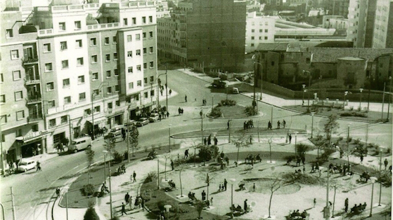 Plaça Virrey Amat