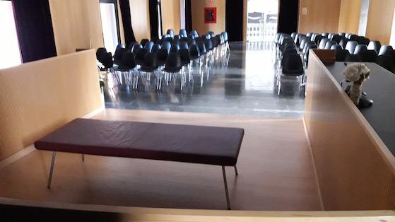 Sala cerimònia casaments de Nou Barris