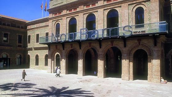 Sede del Distrito de Nou Barris