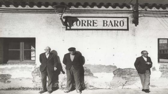 Torre Baró històric