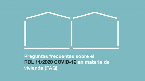 Preguntas frecuentes sobre vivienda por los efectos de la COVID-19