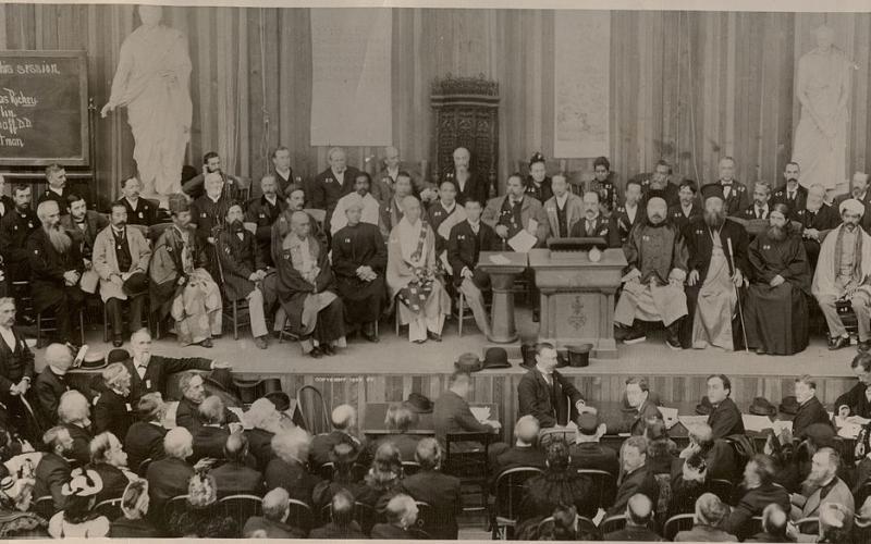 Parlament de les Religions del Món 1893 (Chicago)