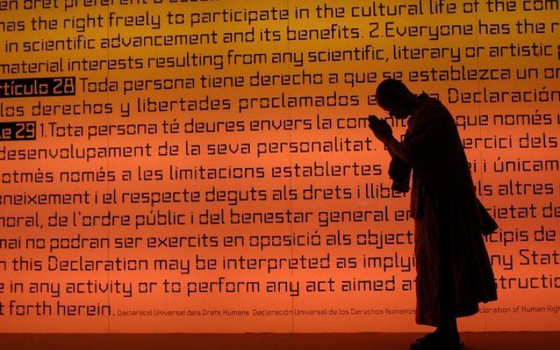 Parlament de les Religions del Món 2004 (Barcelona)