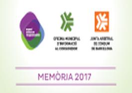 Memòria 2017 de la OMIC