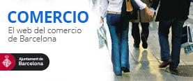 El web del comercio de Barcelona