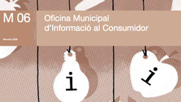 Portada de la Memoria 2006 de la OMIC
